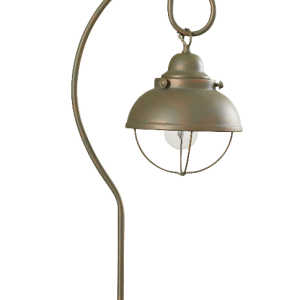 spinnaker caged nautical table lamp