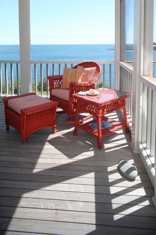 traditional-balcony-wicker-patio-furniture-sets Best Outdoor Wicker Patio Furniture