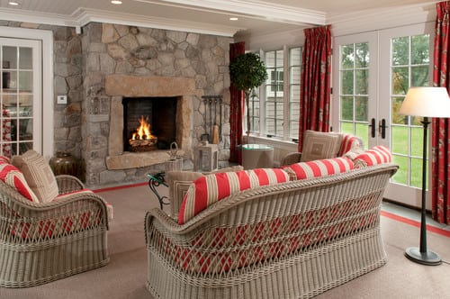traditional-porch-2 Best Wicker Patio Furniture Sets