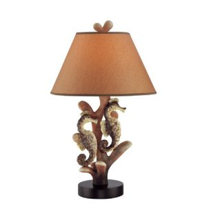 1-lite-source-seahorse-table-lamp-300x300 Best Coastal Themed Lamps