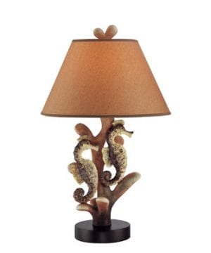 1-lite-source-seahorse-table-lamp-300x360 200+ Coastal Themed Lamps