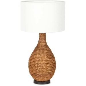 Mercana Emery Rope Table Lamp