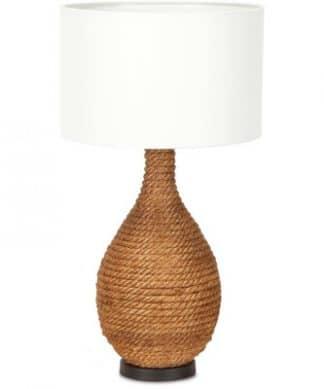 Mercana Emery Rope Table Lamp