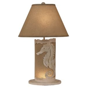 10-coastal-living-seahorse-scene-panel-lamp-300x300 Best Coastal Themed Lamps