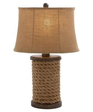 Breakwater Bay Thomas Rope Table Lamp