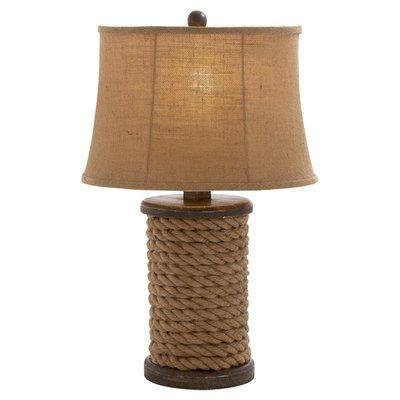 Breakwater Bay Thomas Rope Table Lamp