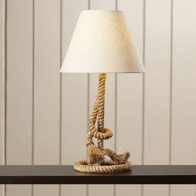 Breakwater Bay Wheelock Rope Lamp