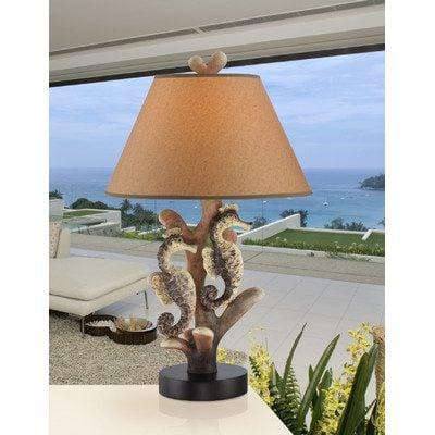 Lite Source Seahorse Table Lamp