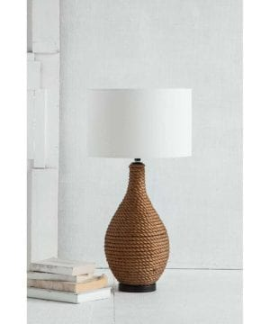 1b-mercana-emery-rope-table-lamp-300x360 200+ Coastal Themed Lamps