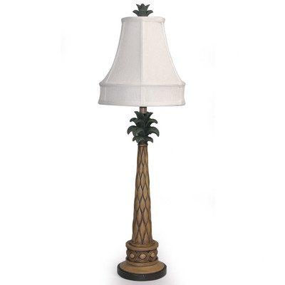 Island Way Palm Tree Table Lamp