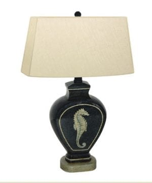 4-jb-hirsch-seahorse-table-lamp-300x360 200+ Coastal Themed Lamps