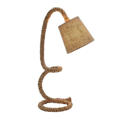 Cole and Grey Rope Table Lamp
