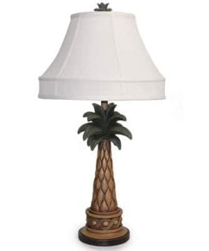 5-island-way-tropical-palm-tree-table-lamp-300x360 200+ Coastal Themed Lamps
