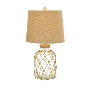 6-glass-bottle-32-rope-table-lamp-300x300 Best Coastal Themed Lamps
