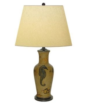 6-jb-hirsch-home-decor-seahorse-table-lamp-300x360 200+ Coastal Themed Lamps