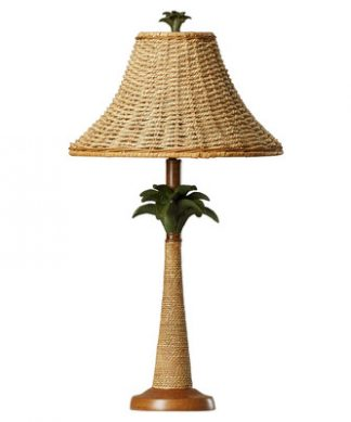 7-bay-isle-harriet-palm-tree-table-lamp-324x389 100+ Beach Themed Lamps