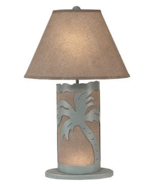 8-coastal-living-palm-tree-scene-table-lamp-300x360 200+ Coastal Themed Lamps