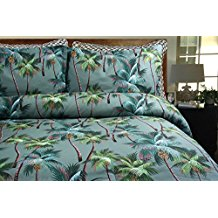 bark-kahala-dean-miller-palm-tree-duvet The Best Palm Tree Bedding and Comforter Sets