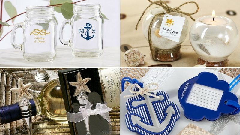 The Best Beach Wedding Favors You Can Buy