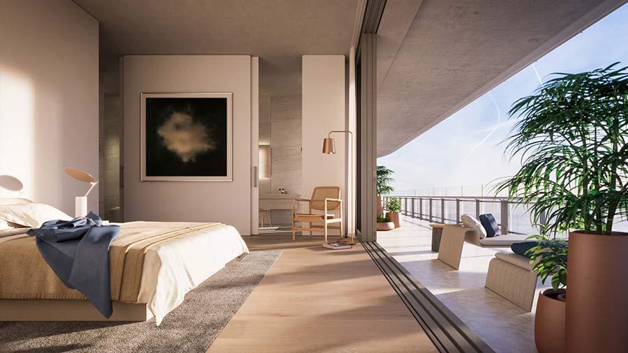 miami-beach-home-b Highlights From Novak Djokovic's Miami Penthouse