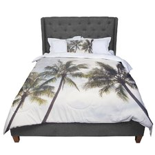palm-coastal-trees-comforter-set The Best Palm Tree Bedding and Comforter Sets