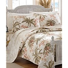 tommy-bahama-bonny-cove-quilt The Best Palm Tree Bedding and Comforter Sets