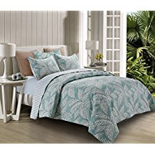 tropical-palm-tree-bed-set The Best Palm Tree Bedding and Comforter Sets
