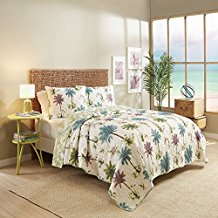 vue-arcadia-palm-tree-quilt-set The Best Palm Tree Bedding and Comforter Sets