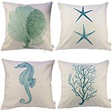 1-ocean-park-throw-pillows Coastal Throw Pillows & Beach Throw Pillows