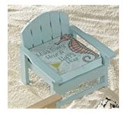 adirondack-beach-chair 50+ Beach Napkin Holders and Coastal Napkin Holders For 2020