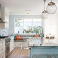 beach-kitchen-designs Beach Kitchen Decor and Coastal Kitchen Decor