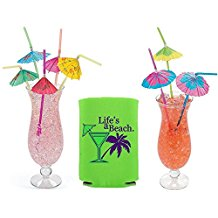 bendy-straws-72ct-1 Best Luau Party Decorations