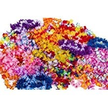 leis-50-count-assorted-2 Best Luau Party Decorations