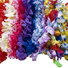 leis-assortment-50-count Best Luau Party Decorations