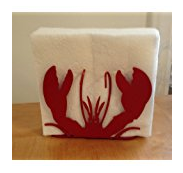 red-lobster 50+ Beach Napkin Holders and Coastal Napkin Holders