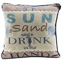sun-sand-drink-in-my-hand-throw-pillow Coastal Throw Pillows & Beach Throw Pillows