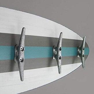 surfboard-hooks-2 Surfboard Towel Hooks and Surfboard Wall Hooks