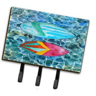 surfboard-key-hooks Surfboard Towel Hooks and Surfboard Wall Hooks