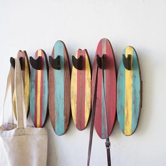 surfboard-towel-hooks-2 Surfboard Towel Hooks and Surfboard Wall Hooks