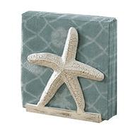 tropical-starfish 50+ Beach Napkin Holders and Coastal Napkin Holders For 2020