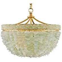 2-marine-sea-glass-chandelier Beach Themed Chandeliers