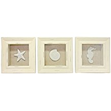 3-beach-shadow-boxes Beach Wall Decor