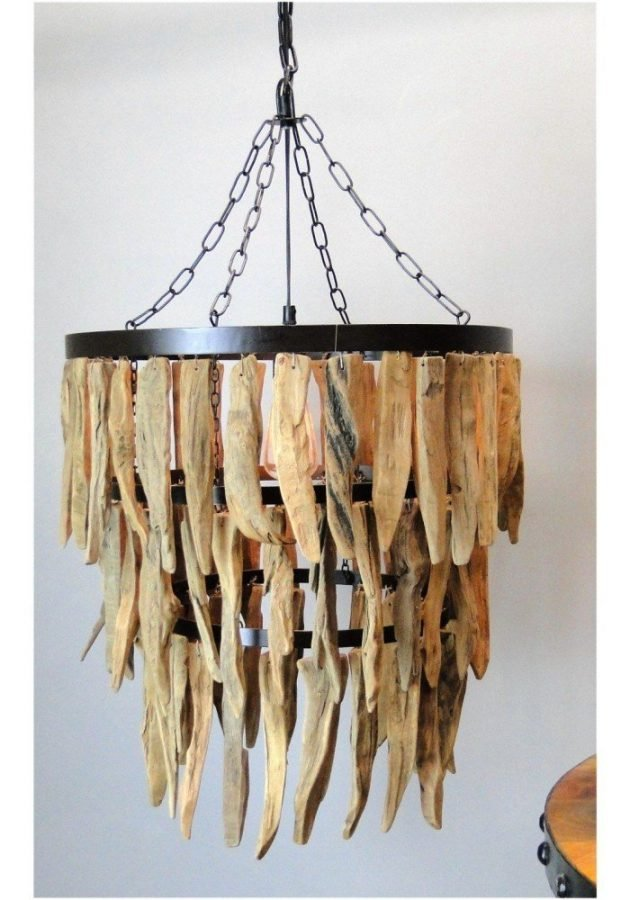 7-driftwood-nautical-chandelier Best Nautical Chandeliers
