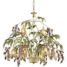 9-tropical-theme-chandelier Beach Chandeliers & Coastal Chandeliers