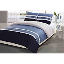 Daniadown-55-Stanford-King-Duvet-Cover-and-Sham-Set 100+ Nautical Duvet Covers and Nautical Coverlets For 2020