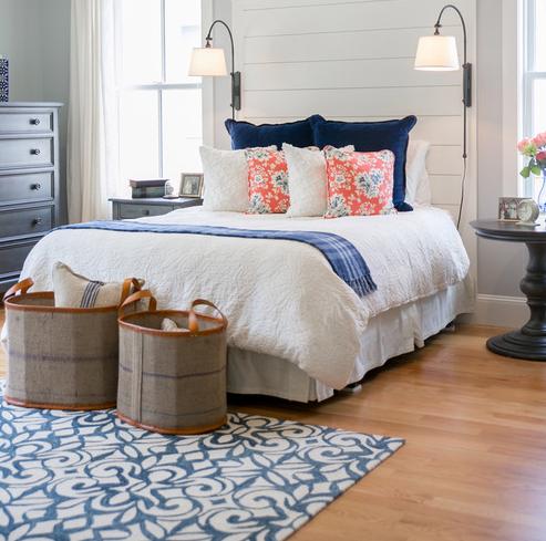 Master-Bedroom-Office-Suite Beach Duvet Covers & Coastal Duvet Covers