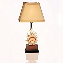 Scallop-Shell-Lamp 100+ Beach Themed Lamps