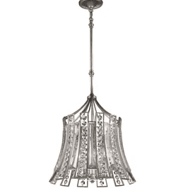 Soros-Crystal-Chandelier-by-Feiss Beach Themed Chandeliers