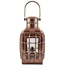 antique-brass-hurricane-nautical-lantern Nautical Lanterns & Beach Lanterns