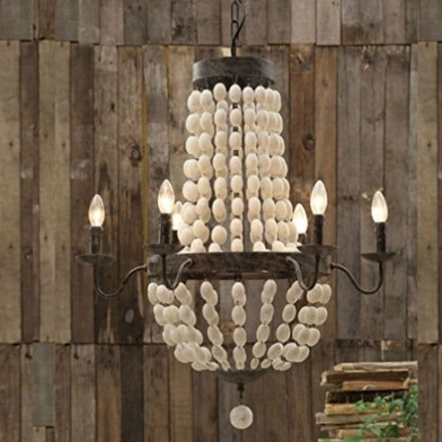 beach-chandelier 100+ Beautiful Nautical Themed Chandeliers